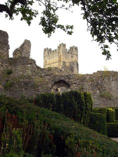 """In 1069 William the Conqueror had put down a rebellion at York which was followed by his """"harrying of the North"""" - an act of ethnic cleansing which depopulated large areas for a generation or more. As a further punishment, he divided up the lands of north Yorkshire among his most loyal followers. Alan Rufus, of Brittany, received the borough of Richmond[1] and began constructing the castle to defend against further rebellions and to establish a personal power base."""