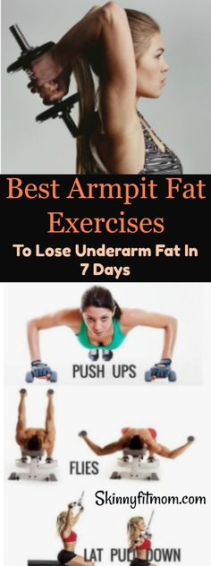 how to get rid of arm fat in 3 days