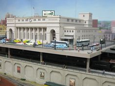 Complete Model Train Layouts | ... Video of the Twin City Model Railroad Museum: A Great O Scale Layout