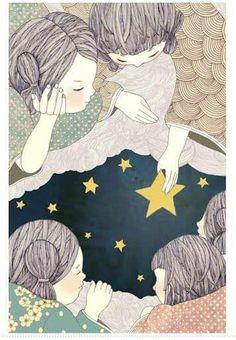 Dolce Notte Amici Sognatori ! Sweet Dreams Friends