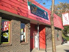 Neighborhood: Rogers Park - J B Alberto's Pizza 1324 W. Morse Ave., Chicago IL 60626