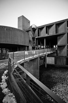 Carpenter Center. Harvard University. Cambridge, MA. Le Corbusier. 1962