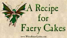 Recipe for Faery Cakes. Perfect as offerings to the Fae during rituals, spells, and other magickal rites or just because they're yummy! Check out the Faery Sugar recipe too. Witchcraft Spell Books, Magick Book, Wiccan Spells, Magic Spells, Home Made Candy, All My Friends Are Dead, Fairy Food, Witch Spell, Magic Recipe