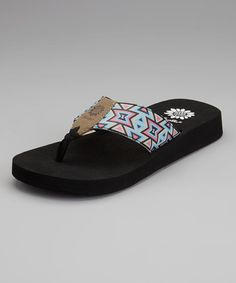 9a7950d1b Take a look at this Black Hampton Flip-Flop - Women by Yellow Box Shoes