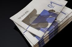 NEWWORK MAGAZINE, Issue 1 on Behance