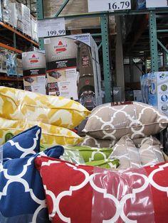 riad pillows at costco...