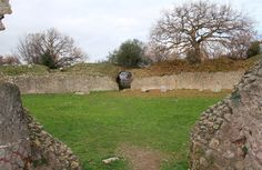 Arena Archeological Park Roselle Grosseto Tuscany Italy