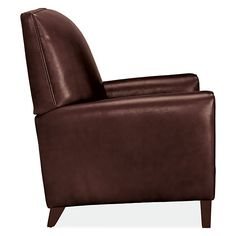 Harper Tall Back Leather Recliners - Recliners