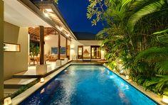 Villa Satu - Seminyak Bali, Indonesië - Romantisch vakantiehuis met zwembad voor 3 personen - mail@xclusivevillas.com of bel: 0031 (0)85 401 0902
