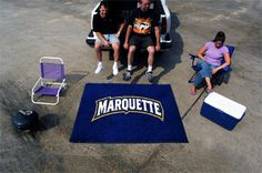 Marquette University Tailgater Mat