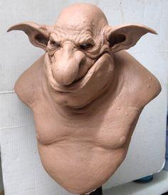 Big nose by BOULARIS.deviantart.com on @deviantART