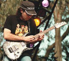 Joe Satriani performing at Laughter, Love and Music Bill Graham. Bill Graham, Joe Satriani, Laughter, San Francisco, California, Memories, Love, Music, Image