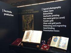 Faenza Group affascina la Bookfair di Francoforte con i libri Fac Simile