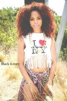 Natural Black Beauties