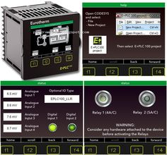 Found the best product quality with Eurotherm PLC Controller that integrated programming environment and dramatically reduces engineering time while offering better process performance and easier regulatory compliance
