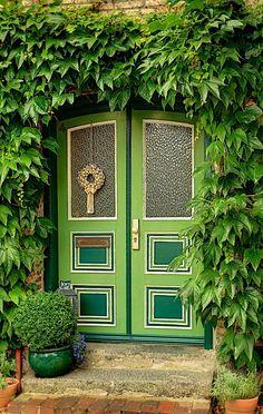Puerta verde, Alemania