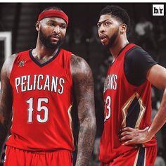 BREAKING: Demarcus Cousins has been traded to New Orleans which means he will be teaming up with Anthony Davis! Two best bigs in the league on the same team and both former cats