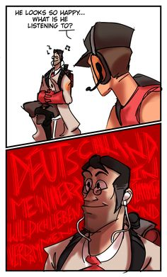 Team Fortress 2 Medic, Tf2 Funny, Team Fortess 2, Song Images, Portal 2, What Is Miss, Fight Song, Still In Love