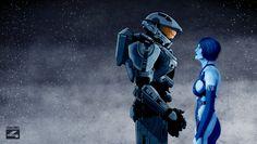 cortana fan art | deviantART: More Like Cortana Halo 4 Cosplay by ~ChubearCosplay
