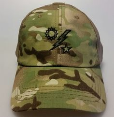 0dd56c8e3d910 Hat - 75th DUI Outline Operator. Scroll Factory