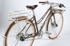 Ashley's Mixte by Signal Cycles.