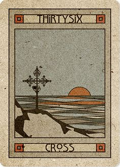 36/39.  Cross - Chelsea-Lenormand by Neil Lovell