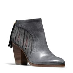 The Honey Bootie from Coach