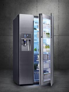 ...I am lovin this fridge
