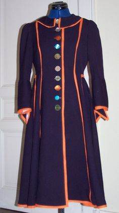 Penelope coat....I loved EVERY single outfit, and all accessories Christina wore in that movie.
