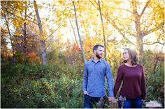 Engaged | Autumn | Forest | Nature | Lifestyle | Enjoy Today Photography