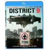 District 9 [Blu-ray] (Blu-ray)By Sharlto Copley