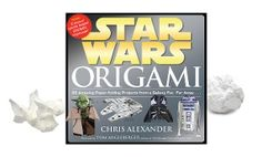 Star Wars Origami: 36 Amazing Paper-folding Projects from a Galaxy Far, Far Away.(Paperback) by Chris Alexander Star Wars Origami: 36 Amazing Paper-folding Projects from a Galaxy Far, Far Away.(Paperback) by Chris Alexander Star Wars Origami, Origami Yoda, Origami Stars, Easy Origami, Origami Man, Origami Flowers, Paper Flowers, Libros Star Wars, The Force Star Wars