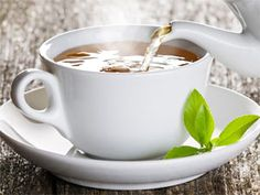 Antioxidants found in green tea help speed metabolism and fat burning.