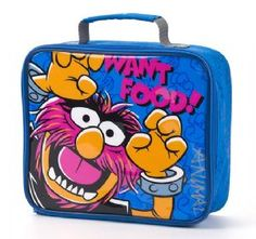 The Muppets Animal Lunch Bag £10.99