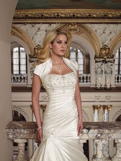 Wedding dresses and bridals gowns by David Tutera for Mon Cheri for every bride at an affordable price  |  Wedding Dress  |  Style #JKT21101