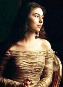 Sofia Coppola as Mary Corleone.