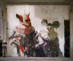 Wall Art #Paintings by Sepe #wallmural #art #inspiration