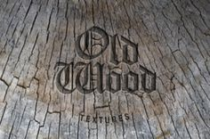 A set of great worn-out wood textures. Those 5 old style wood textures are great to complement some retro classic look...