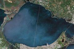 Lake Pontchartrain Bridge - Longest Bridge in the world