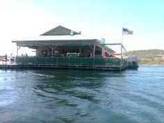 Dillon's Restaurant at Scorpion Bay Marina, Lake Pleasant in Peoria Arizona
