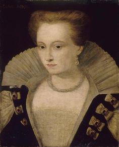 louise de vaudemont | Louise de Lorraine (vers 1580)