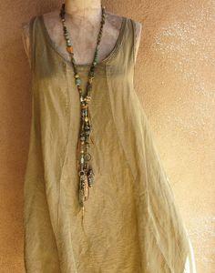 Boho style & Lariat Necklace