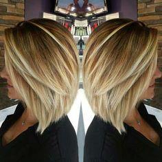 9.-Inverted-Bob-Hairstyle - Frisuren Haarstyle