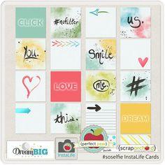 #soselfie InstaLife Cards