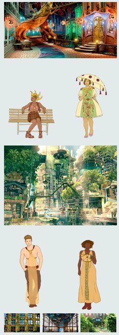 Solar Punk by Olivia (the art set that made me fall in love with this idea of a beautiful, green, sustainable future) Story Inspiration, Character Design Inspiration, Writing Inspiration, Future City, Punk Genres, Sci Fi Genre, Illustrations, Water Crafts, I Fall In Love