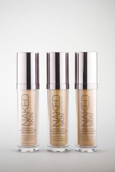 urban decay naked skin......finally tried the sample I had and Wow!!!   Skin looks flawless and feels like air.