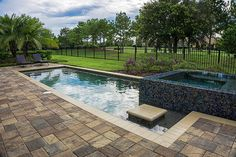 You want a pool deck that lasts for years, a deck that not only looks beautiful but also adds value to your home. Pool deck pavers do what concrete slabs do not: They hold up to the extreme heat and weather conditions in Florida. Pavers also come in many different colors, shapes and sizes to Read More...