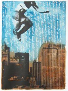 Original Cities Painting by Pia Lilenthal Original Art, Original Paintings, Parkour, Conceptual Art, Buy Art, Paper Art, Screen Printing, Watercolor Paintings, Saatchi Art