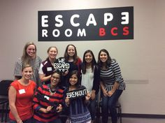 This group from Deloitte U.S. escaped Breakout in 42 minutes! Thank you for letting us host your group!