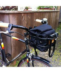 Portland Design Works Handlebar Bike Basket   zulily